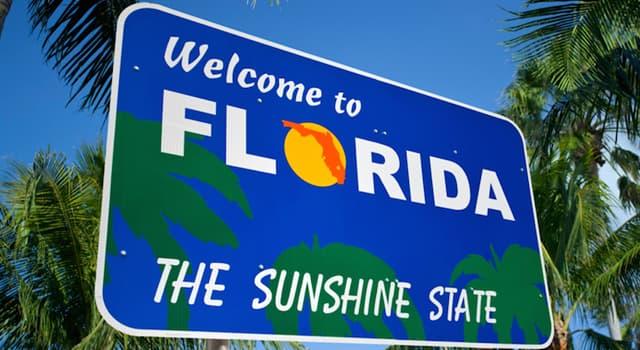 Geografía Pregunta Trivia: ¿Cuál es la capital del estado de Florida en los Estados Unidos?