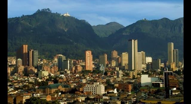 Geografía Pregunta Trivia: ¿Cuál es la ciudad de la imagen?