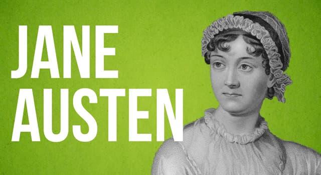 Sociedad Pregunta Trivia: ¿Cuál es la nacionalidad de la escritora Jane Austen?