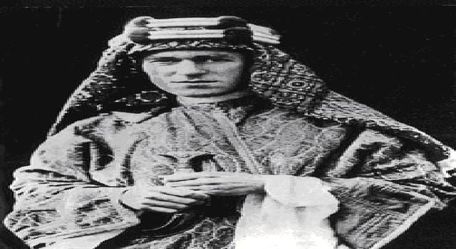 Historia Pregunta Trivia: ¿Cuál es la nacionalidad de Lawrence de Arabia?
