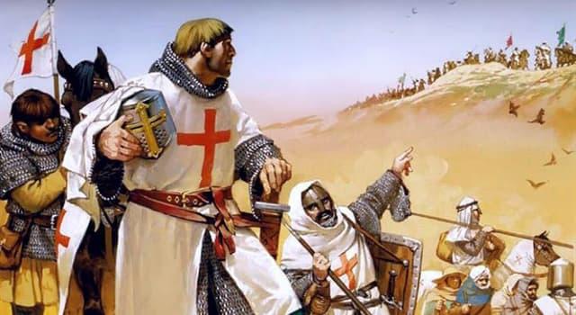 Historia Pregunta Trivia: ¿Cuántas cruzadas se llevaron a cabo a lo largo de los años?