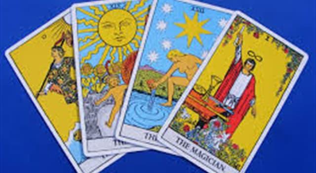 Sociedad Pregunta Trivia: ¿Cuántas cartas tiene el tarot?