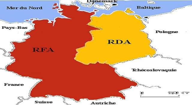 Historia Pregunta Trivia: ¿En qué fecha se unificaron las dos Alemanias?