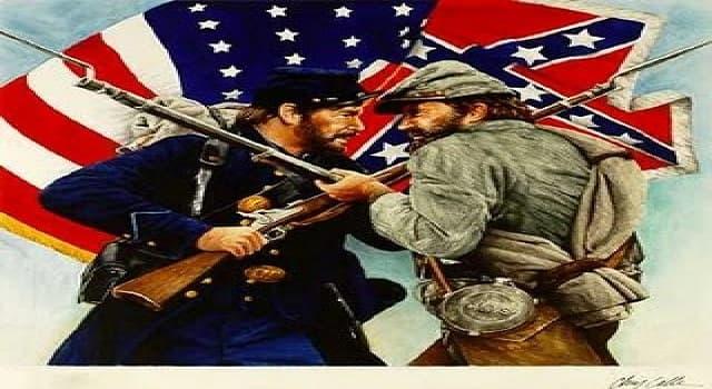 Historia Pregunta Trivia: ¿Cuántos estados se separaron de la Unión Americana durante la guerra civil?