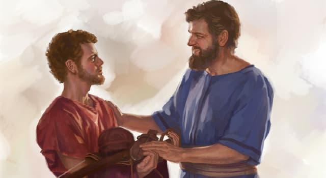 Historia Pregunta Trivia: De acuerdo a la historia bíblica...¿Quién fue el mejor amigo de David?