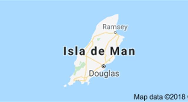 Geografía Pregunta Trivia: ¿Dónde se encuentra ubicada la Isla de Man?