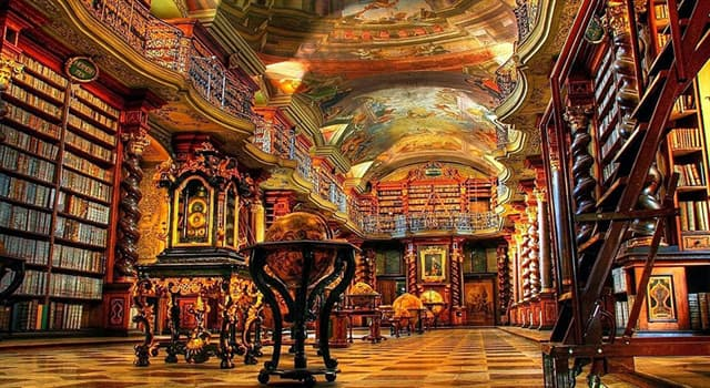 """Cultura Pregunta Trivia: El Clementinum es un complejo arquitectónico donde se encuentra la """"biblioteca más bella del mundo"""". ¿En qué ciudad europea se sitúa?"""
