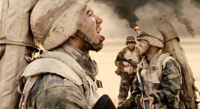 """Historia Pregunta Trivia: ¿Durante qué guerra tuvo lugar la operación """"Tormenta del desierto"""" ?"""