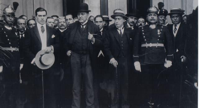 Historia Pregunta Trivia: ¿En qué año Hipólito Yrigoyen fue elegido como el presidente de Argentina por primera vez?