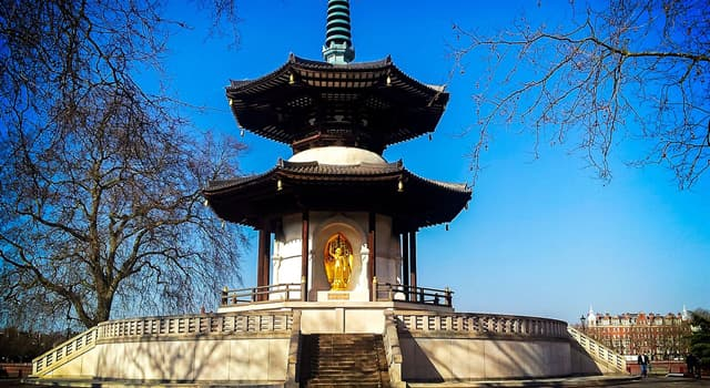 Geografía Pregunta Trivia: ¿En qué ciudad se encuentra el Battersea Park?