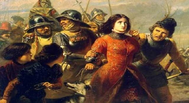 Historia Pregunta Trivia: ¿En qué guerra participó Juana de Arco?