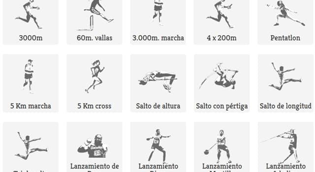 Deporte Pregunta Trivia: ¿En qué modalidad de atletismo está vigente un record olímpico desde hace 50 años?