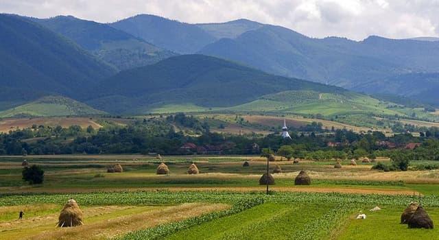 Geografía Pregunta Trivia: ¿En qué país europeo se encuentra Transilvania?