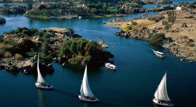 Geografía Pregunta Trivia: ¿En qué país tiene su nacimiento el río Nilo?