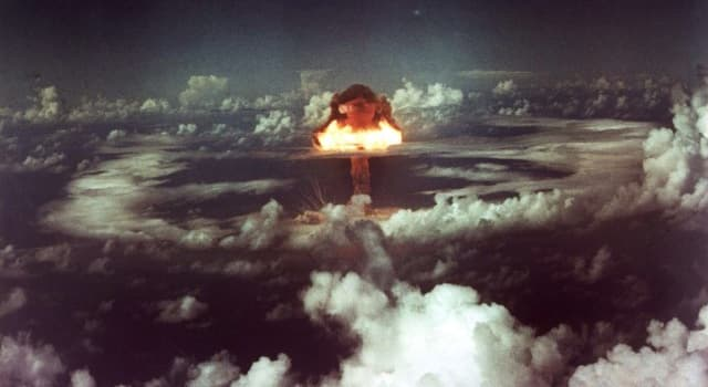 Historia Pregunta Trivia: ¿En que atolón Estados Unidos realizó la mayor cantidad de pruebas nucleares?