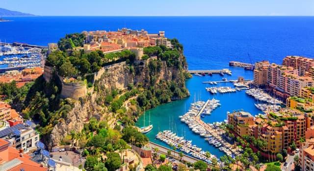 Geographie Wissensfrage: Wie viele Länder gibt es auf der Welt, die kleiner als Monaco sind?