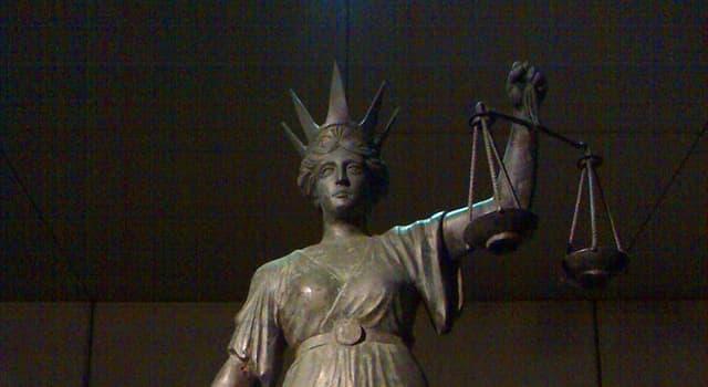 Geschichte Wissensfrage: Wie hieß in der griechischen Mythologie die Göttin der Gerechtigkeit?