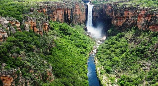 Geographie Wissensfrage: Wo befindet sich der Kakadu-Nationalpark?