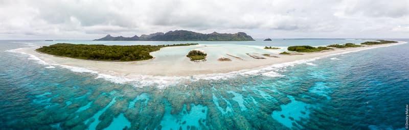 Географія Запитання-цікавинка: З чого зроблені дороги на острові Гуам?