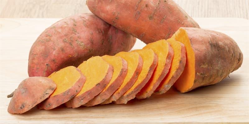 Культура Запитання-цікавинка: Як називається солодка картопля?