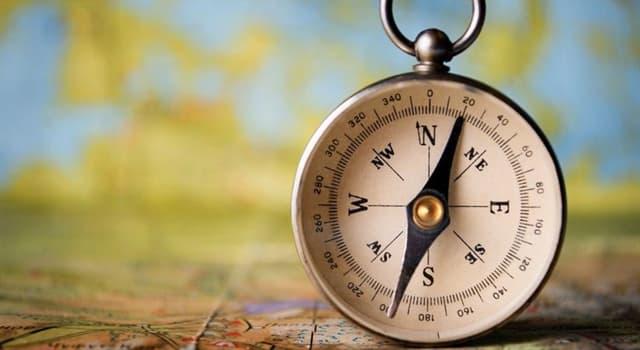 Наука Запитання-цікавинка: Як називається кут між напрямком на північ і напрямком на який-небудь заданий предмет?