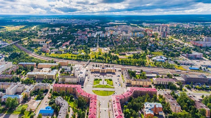 Географія Запитання-цікавинка: Як називають жителів міста Петрозаводська?