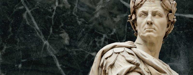 """Історія Запитання-цікавинка: Як закінчується знаменитий вислів Юлія Цезаря: """"Прийшов, побачив, ..."""""""