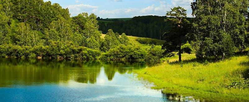 Географія Запитання-цікавинка: Яка річка не впадає в Волгу?