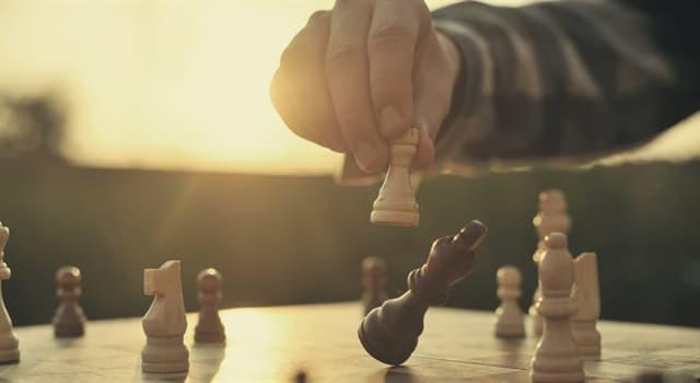 Культура Запитання-цікавинка: Яка країна є батьківщиною шахів?