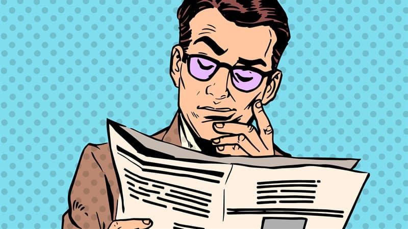 Суспільство Запитання-цікавинка: Якого кольору бульварна преса?