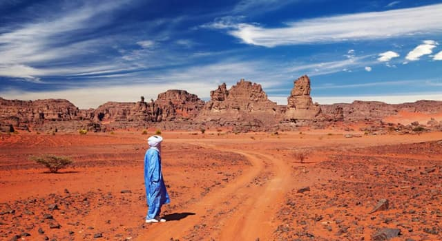 Географія Запитання-цікавинка: Яке місто є столицею Алжиру?