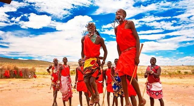 Географія Запитання-цікавинка: Яке місто є столицею Кенії?
