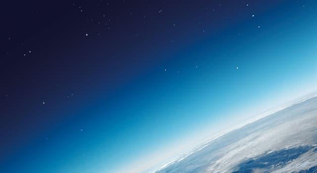 природа Запитання-цікавинка: Який найпоширеніший елемент в атмосфері?