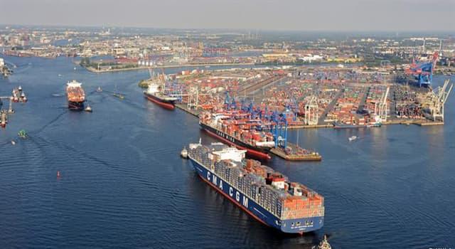 Geografía Pregunta Trivia: ¿Cuál de los siguientes países tiene su capital con salida al mar?