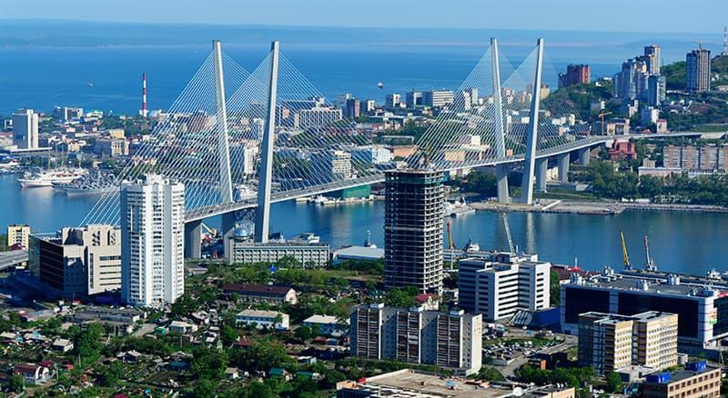Географія Запитання-цікавинка: На березі якого моря знаходиться місто Владивосток?