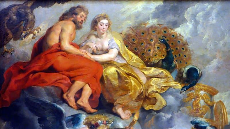 Kultur Wissensfrage: Wer war die Gattin von Zeus in der griechischen Mythologie?