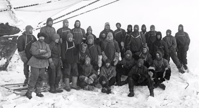 Historia Pregunta Trivia: ¿Por qué es famoso Ernest Shackleton?