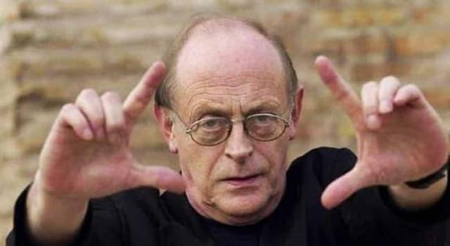 Cultura Pregunta Trivia: ¿Por qué país europeo siente pasión el escritor Antonio Tabucchi?