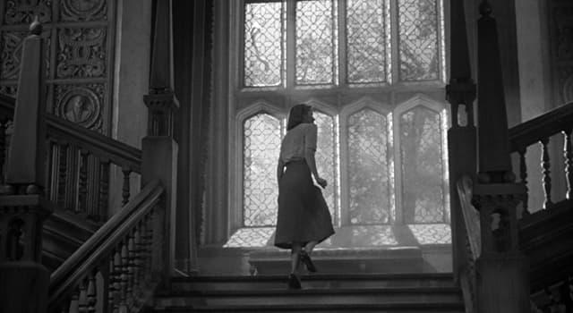 Películas Pregunta Trivia: ¿Qué actriz interpreta el papel de Rebeca, en la película del mismo título?