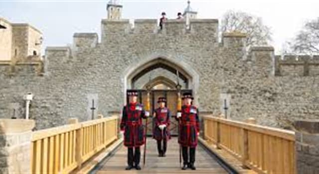 Cultura Pregunta Trivia: ¿Qué animales se mantienen en  la Torre de Londres como una supersticiosa protección de la Corona?