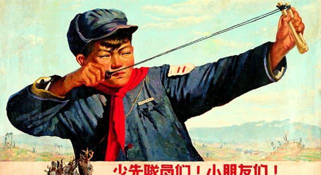 """Naturaleza Pregunta Trivia: ¿Qué consecuencias produjo en China, la """"Campaña de las cuatro plagas"""" entre los  años 1958 y 1960?"""