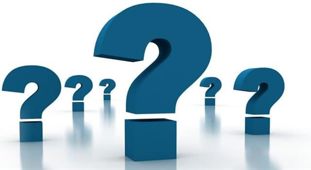 Сiencia Pregunta Trivia: ¿Qué es el ergotismo?