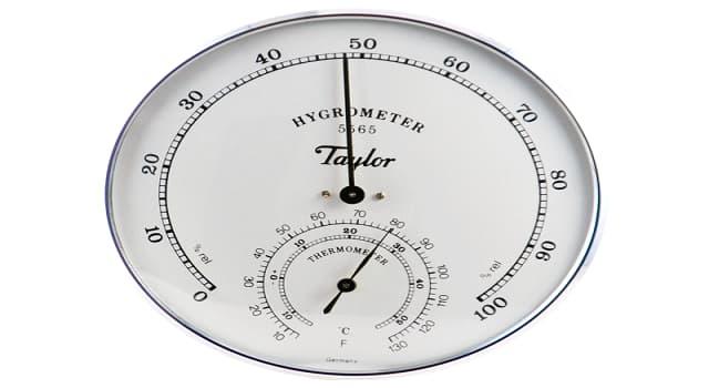 Сiencia Pregunta Trivia: ¿Qué es un higrómetro?