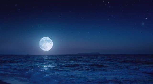 Cultura Pregunta Trivia: ¿Qué escritor del imperio romano escribió uno de los primeros relatos de ficción conocidos acerca de un viaje a la Luna?
