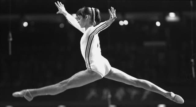 Deporte Pregunta Trivia: ¿Qué gimnasta fue la primera en conseguir la nota 10 en unas Olimpiadas?