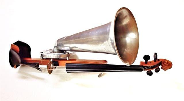 Cultura Pregunta Trivia: ¿Qué instrumento musical se muestra en la foto?
