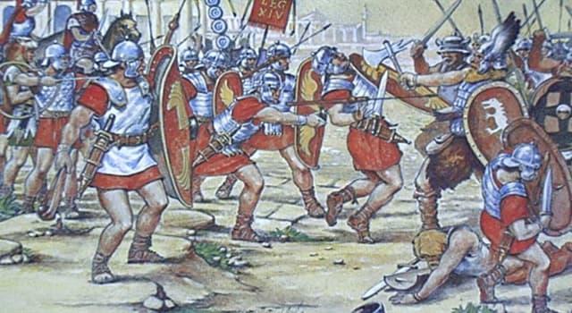 Historia Pregunta Trivia: ¿Qué líder romano según la leyenda recibió advertencias de su esposa y de un vidente ciego de que iba a ser asesinado?