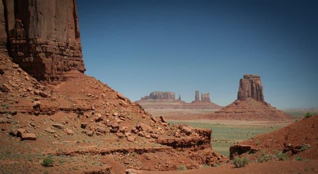 Películas Pregunta Trivia: ¿Qué paisaje del oeste americano era el favorito de John Ford para sus wésterns?