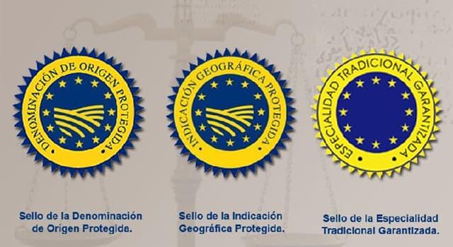 Cultura Pregunta Trivia: ¿Qué país creó la primera denominación de origen para sus productos?