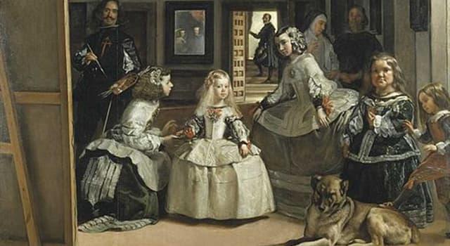 """Cultura Pregunta Trivia: ¿Qué problema técnico resuelve Velázquez en """"Las Meninas""""?"""
